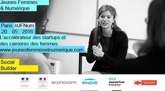 MVM Avocat partenaire du Forum Jeunes Femmes et Numérique le 20 mai 2016 à Paris