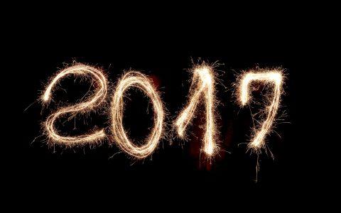 Meilleurs voeux – En 2017, l'aventure continue!