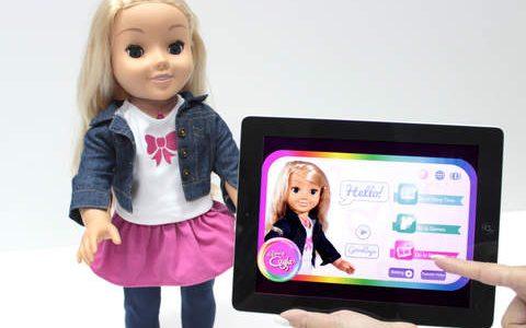 Jouets connectés: la CNIL met en demeure la société fabriquant la poupée Cayla et le robot «I-QUE» pour défaut de sécurité et défaut d'information